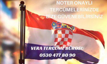 Hırvatça Tercüme Hizmeti
