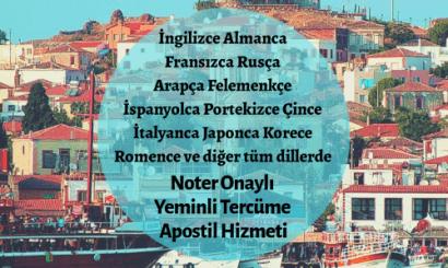 Balıkesir Tercüme Bürosu
