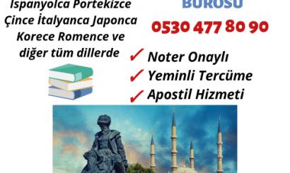 Edirne Tercüme Bürosu