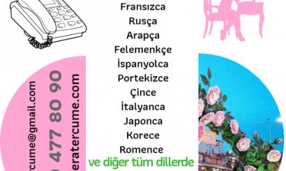 Isparta Tercüme Bürosu