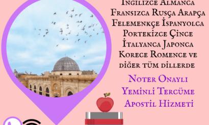 Kilis Tercüme Bürosu