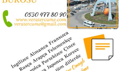 Malatya Tercüme Bürosu