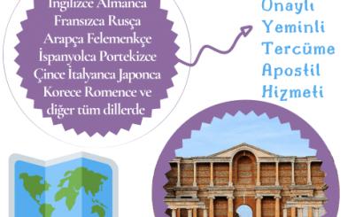 Manisa Tercüme Bürosu