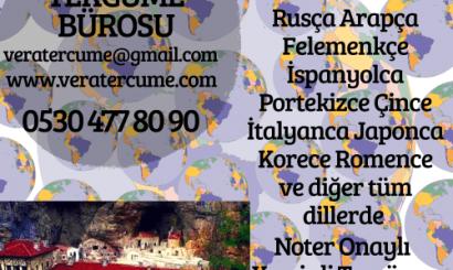 Trabzon Tercüme Bürosu