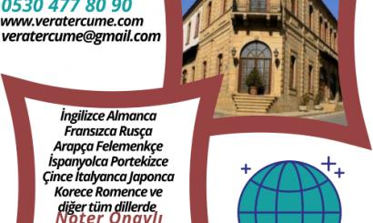 Uşak Tercüme Bürosu