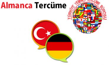 Almanca Yeminli Tercüme Fiyatları